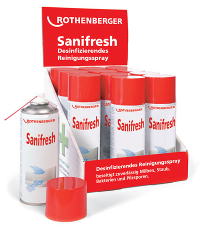 Rothenberger SANIFRESH klímatisztító spray